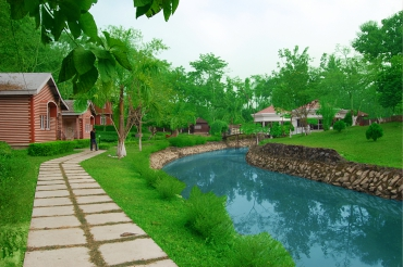 About Dhanshree Resort